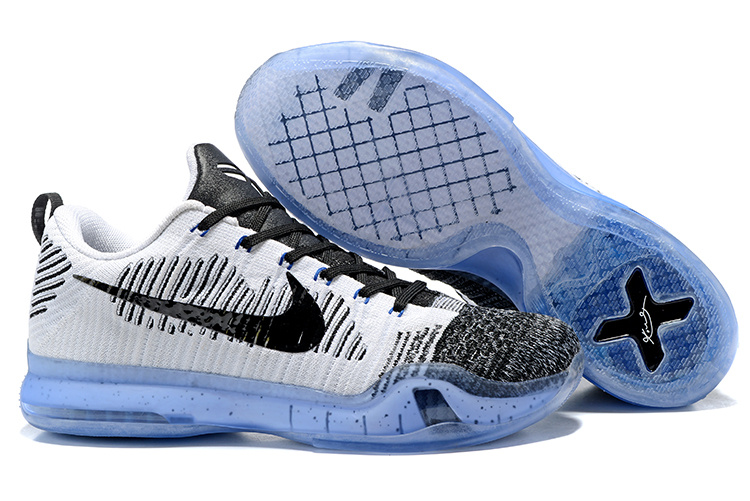 2016 Nike Kobe 10 Elite Low HTM Shark Jaw For Sale