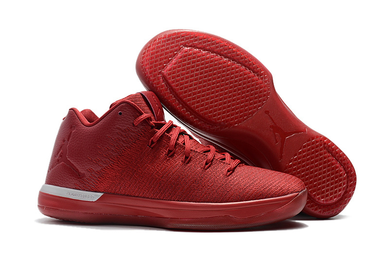 2017 Air Jordan 31 Low Gym Red Chicago Away For Sale