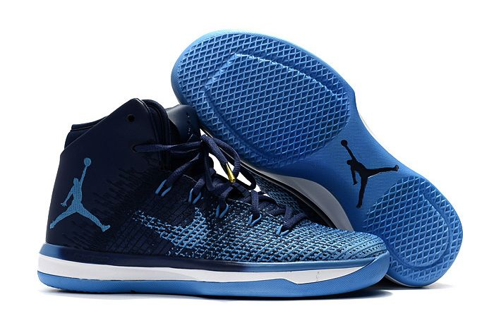 2017 Air Jordan 31 XXXI Royal Blue Basketball Shoes On Sale