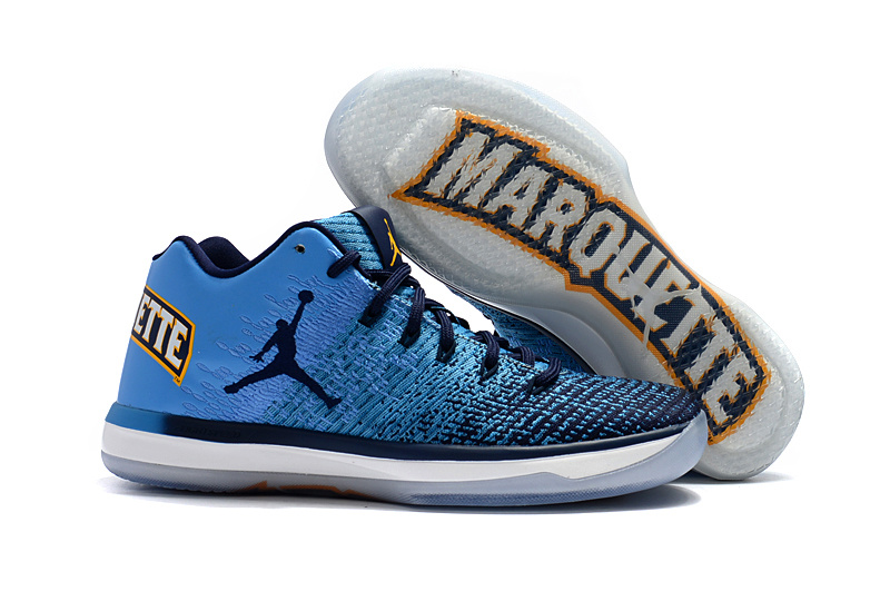 2017 Cheap Air Jordan 31 Low Marquette PE For Sale