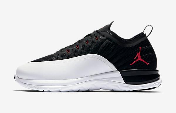 2017 Jordan Trainer Prime Black White Gym Red For Sale