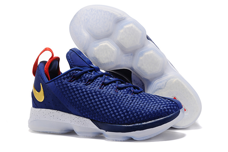 2017 Nike Lebron 14 Low USA For Sale