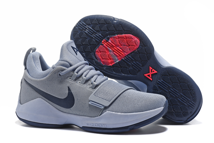 2017 Nike Zoom PG 1 Glacier Grey For Sale