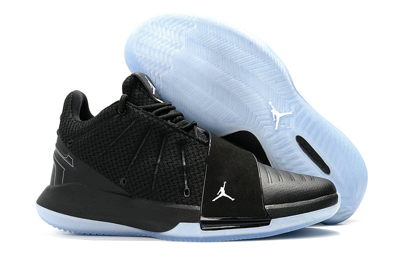 2018 Cheap Nike Air Jordan CP3 XI Black Cheap Sale