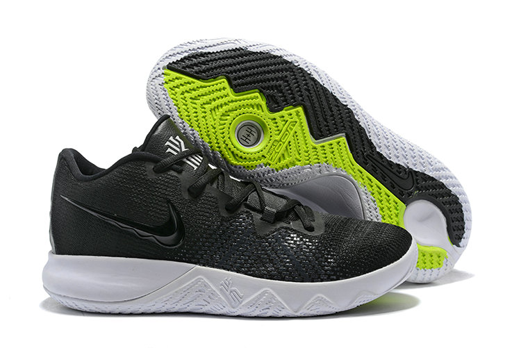 886646798ebed 2018 Cheap Nike Kyrie Irving Flytrap Black White - Cheap Nike Air ...
