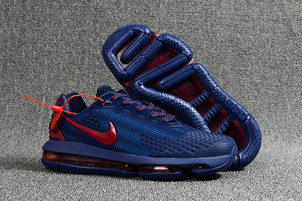 2018 NikeLab Air Max x Cheap Nike Air Max 2019 Navy Blue University Red