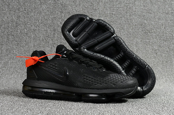 2018 NikeLab Air Max x Cheap Nike Air Max 2019 Triple Black