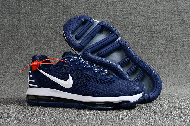2018 NikeLab Air Max x Cheap Nike Air Max 2019 White Navy Blue