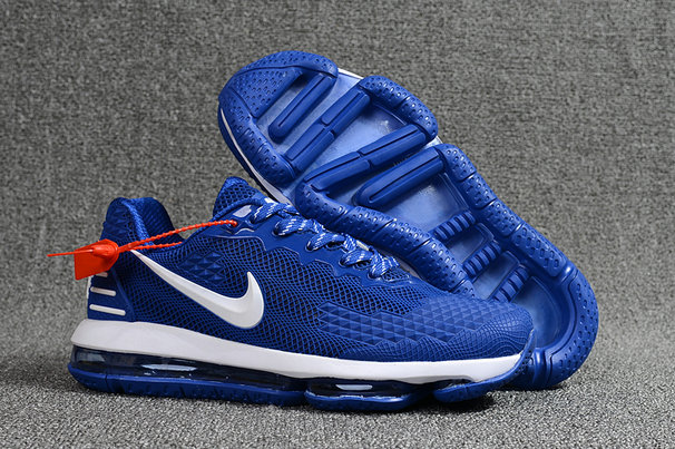 2018 NikeLab Air Max x Cheap Nike Air Max 2019 White Royal Blue