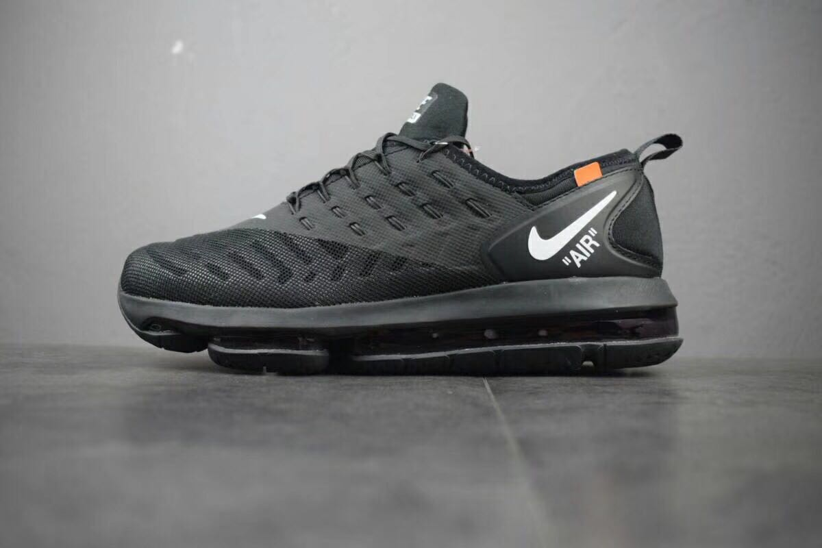 70c8ec4b570a 2018 NikeLab OFF-WHITE x Cheap Nike Air Max 2019 Black White - Cheap ...