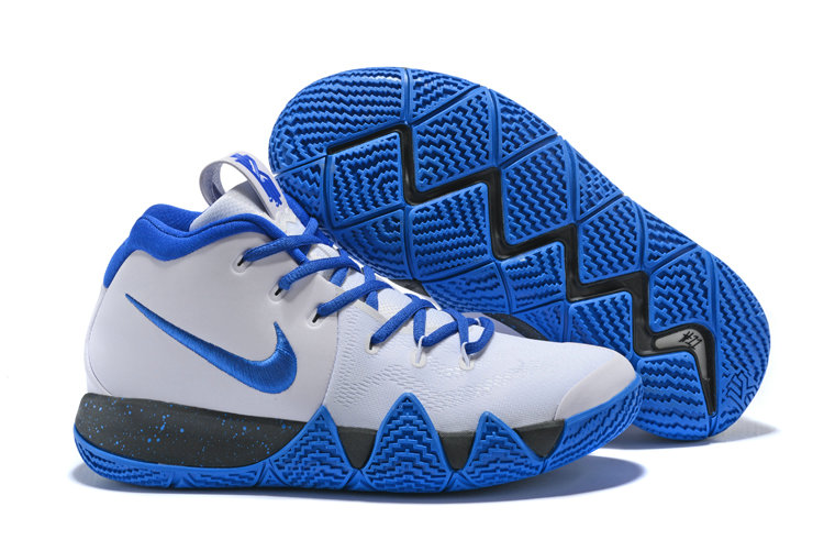 2018 Nike Kyrie Shoes x Cheap Nike Kyrie 4 Duke PE March Madness
