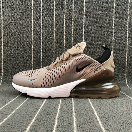 new product 49e1c f272d 2018 NIKE AIR MAX 270 SEPIA STONE BLACK SUMMIT WHITE PIERRE SEPIA BLANC  AH8050-200