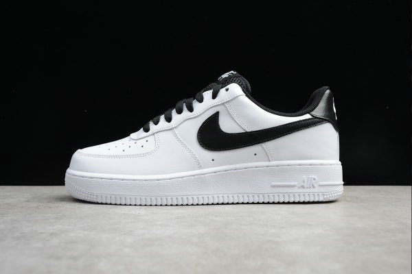 Cheap 2018 Nike Air Force 1 Low in White and Black For Sale