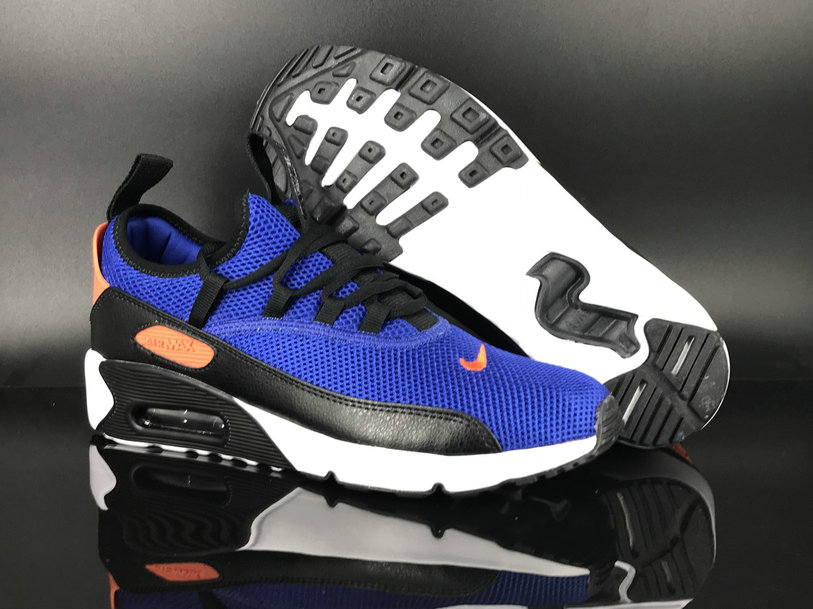 ... promo code 2018 nike air max 90 ez royal blue orange black white cheap  sale 9b973 aa5ca8b25