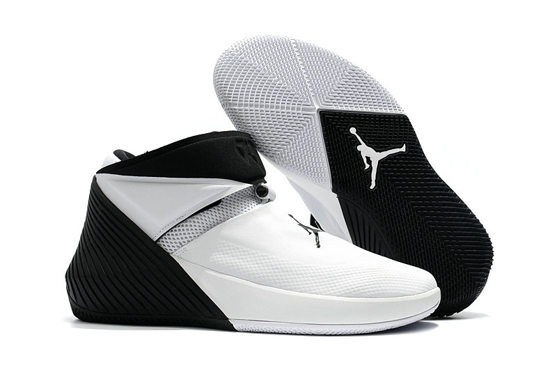 2018 Nike Cheap Air Jordan Why Not Zer0.1 White Black