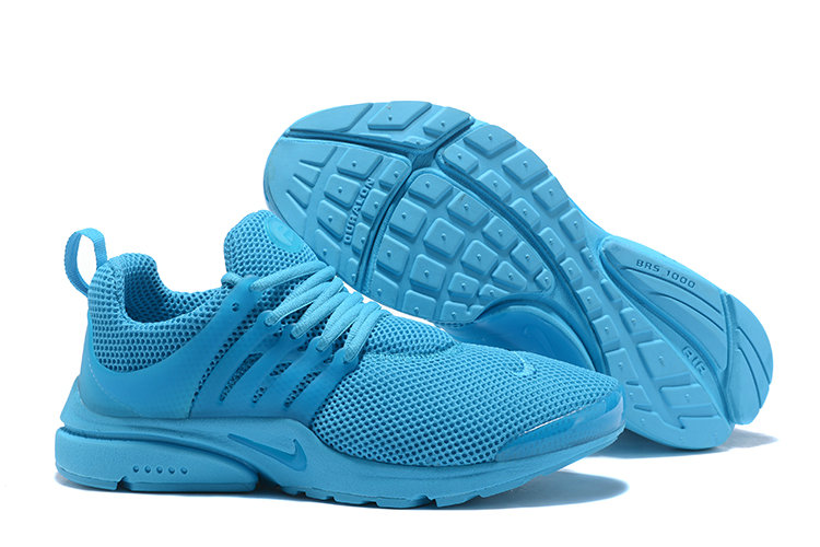 2018 Nike Air Presto x Cheap Womens Nike Air Presto TP QS Blue