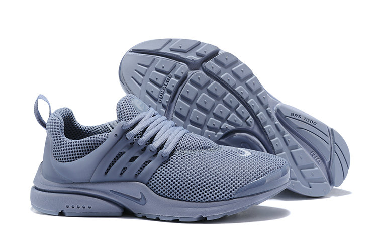 2018 Nike Air Presto x Cheap Womens Nike Air Presto TP QS Triple Grey
