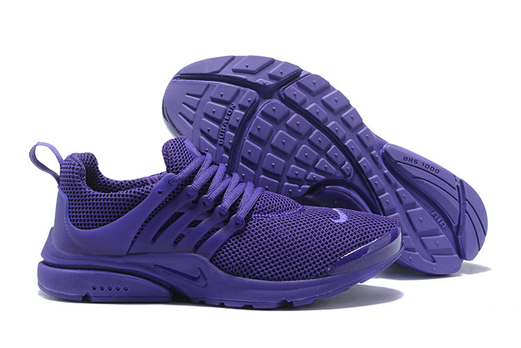 2018 Nike Air Presto x Cheap Womens Nike Air Presto TP QS Triple Purple