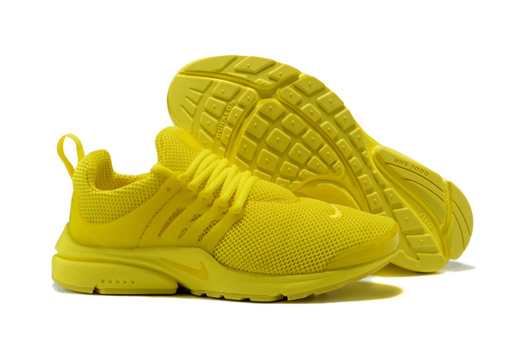 2018 Nike Air Presto x Cheap Womens Nike Air Presto TP QS Yellow