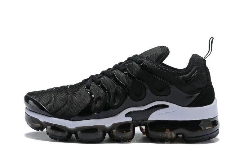 2018 Cheapest Sale Nike Air VaporMax Plus Womens White Black