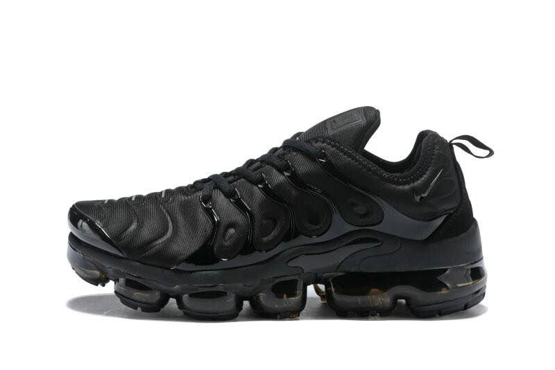 2018 Cheapest Sale Nike Air VaporMax Plus Womens Triple Black