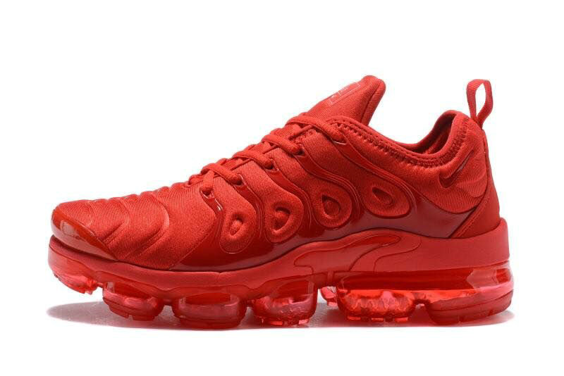 2018 Cheapest Sale Nike Air VaporMax Plus Womens Triple Red