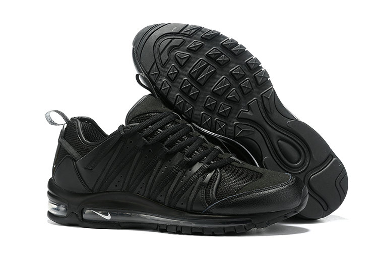 2019 Cheap CLOT x Nike Air Max 97 Haven AO2134-100 Triple Black