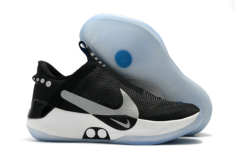 2019 Cheap Nike Adapt BB Grey Black White