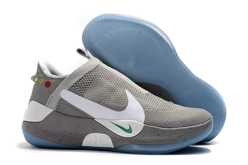 2019 Cheap Nike Adapt BB MAG Grey AO2582-002
