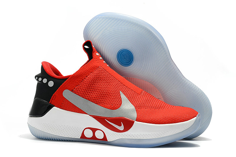 2019 Cheap Nike Adapt BB University Red Black White