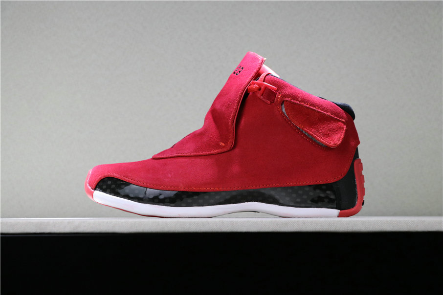 2019 Cheap Nike Air Jordan 18 Toro AA2494-601