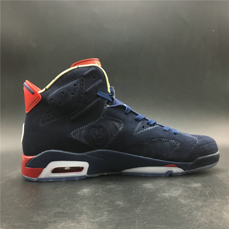 2019 Cheap Nike Air Jordan 6 DB Doernbecher CI6293-416