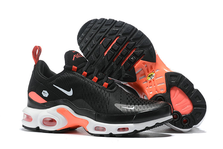 2019 Cheap Nike Air Max TN x Air Max 270 Black Game Orange White