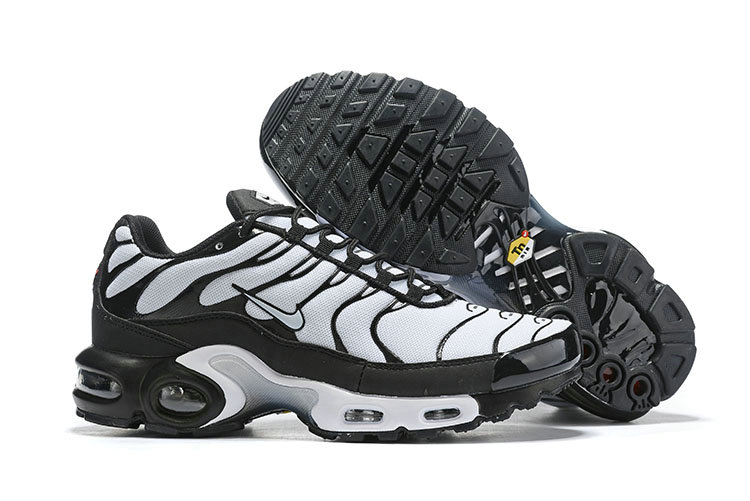 2019 Cheap Nike Air max Plus White Black