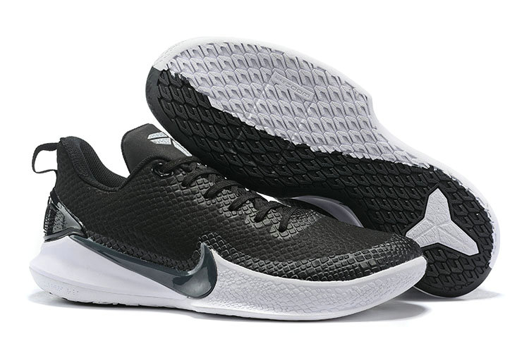 2019 Cheap Nike Mamba Focus EP Black White