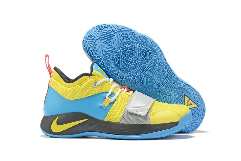 2019 Cheap Nike Pg 2.5 Wolverine Yellow