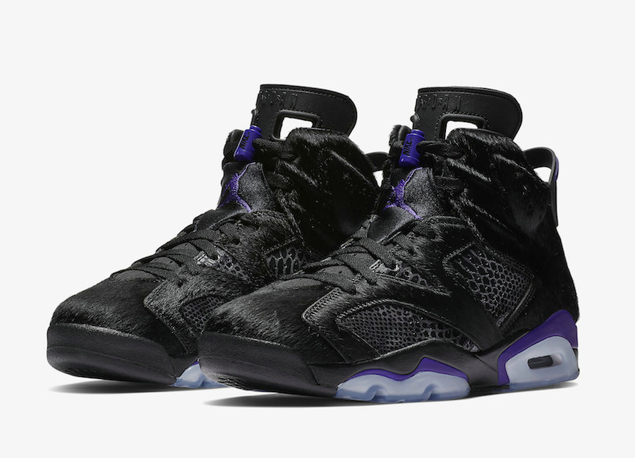 2019 Cheap Nike Social Status x Air Jordan 6 AR2257-005 Black Dark Concord