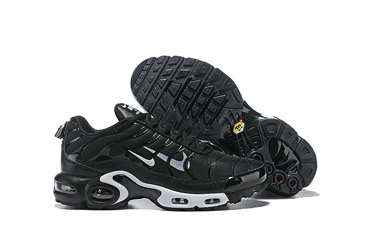 2019 Nike Air Max TN Plus Cheap Black White