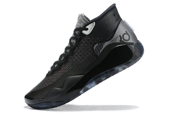 Where To Buy 2019 Nike KD 12 Anthracite Black Anthracite-Cool Grey AR4229-003