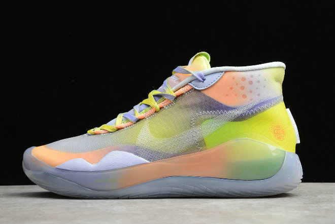 Where To Buy 2019 Nike Zoom KD 12 EYBL Nike Nationals Multi-Color CK1200-900