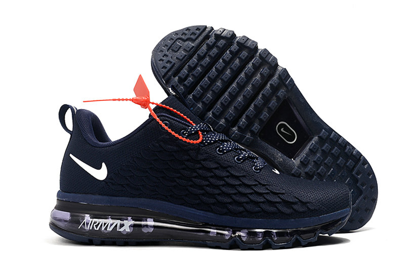 2019 Where To Buy Cheap Nike Air Max 2017 Navy Blue White Black