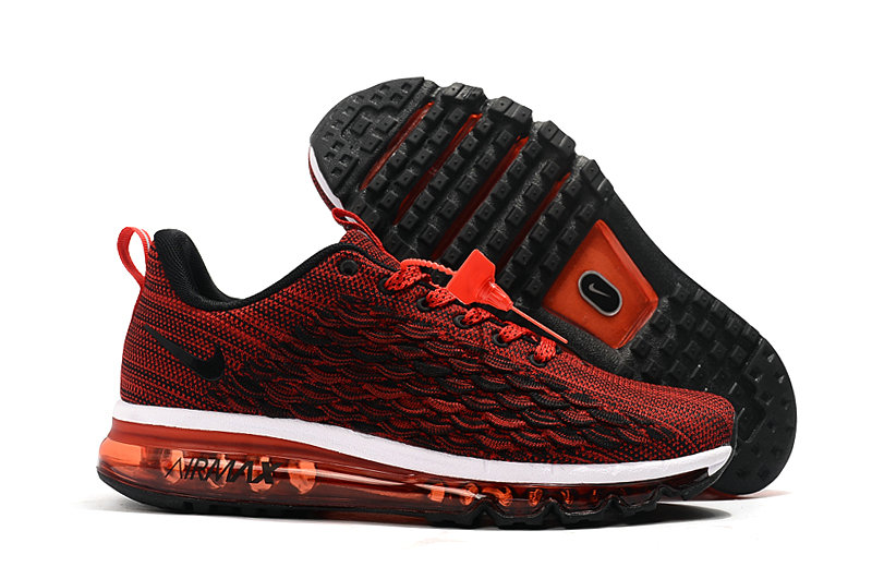 2019 Where To Buy Cheap Nike Air Max 2017 University Red Black White