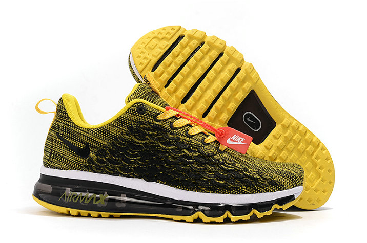 2019 Where To Buy Cheap Nike Air Max 2017 Yellow Black White