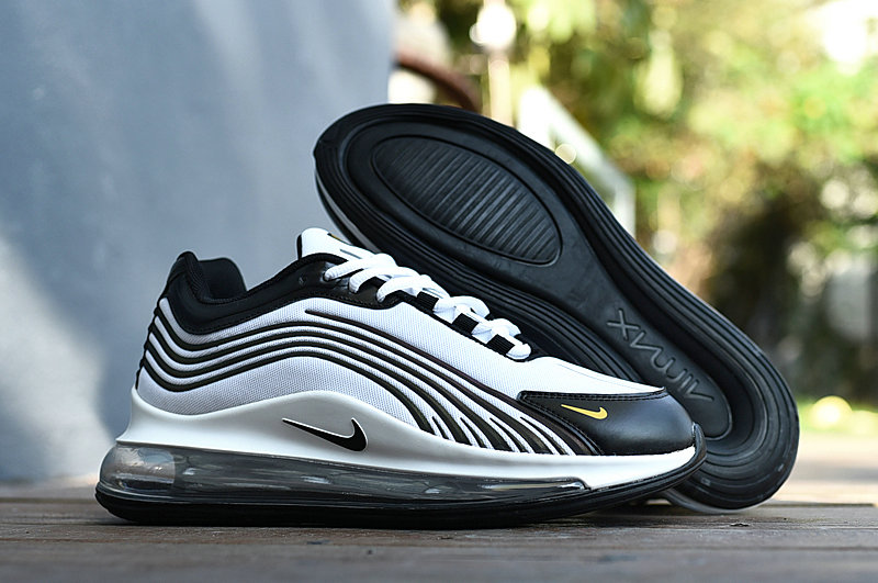 2019 Where To Buy Cheap Nike Air Max 720 Black White