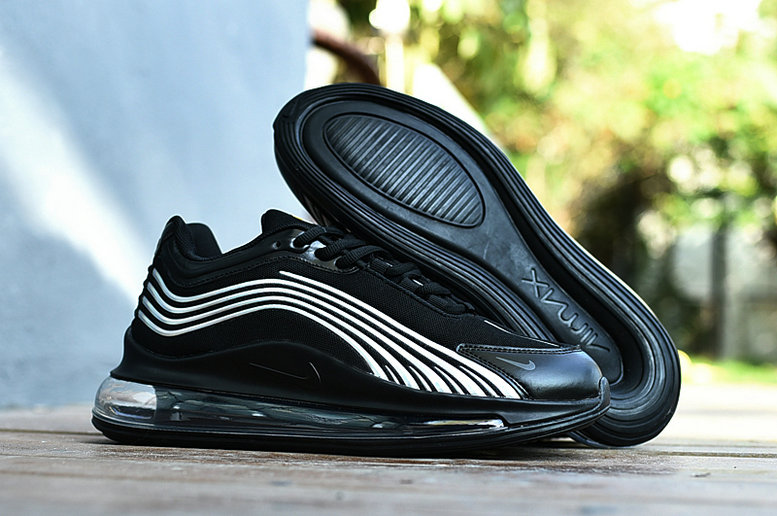 2019 Where To Buy Cheap Nike Air Max 720 White Black
