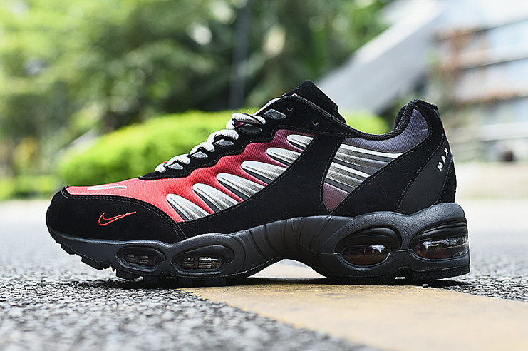 2019 Where To Buy Cheap Nike Air Max TN 5 Red Silver Grey Black