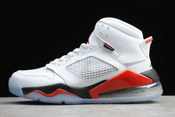 2019 Where To Buy Cheap Nike Jordan Mars 270 Fire Red For Sale CD7070-100