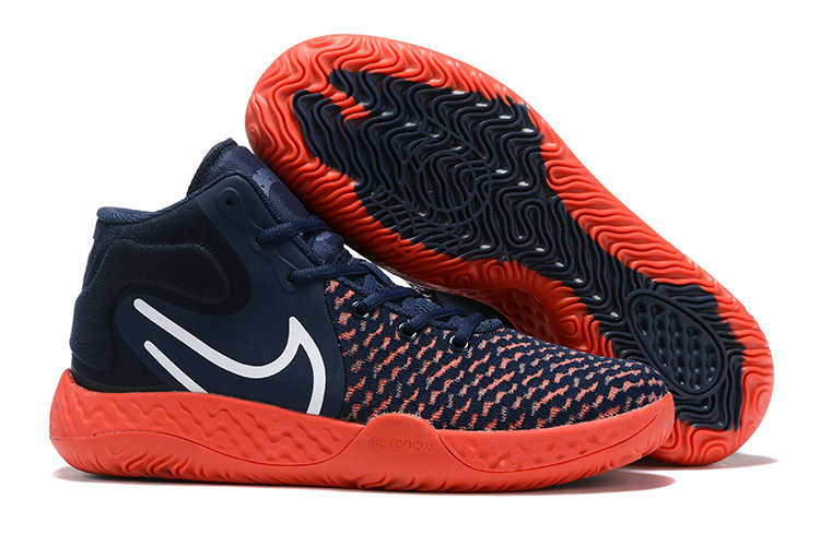 2019 Where To Buy Cheap Nike KD Trey 5 VII Navy Blue Red