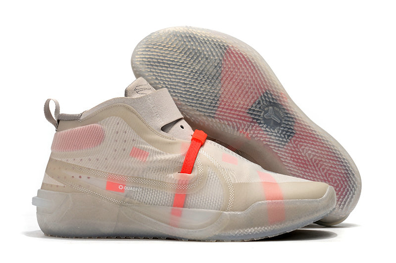 2019 Where To Buy Cheap Nike Kobe AD NXT FastFit White Orange