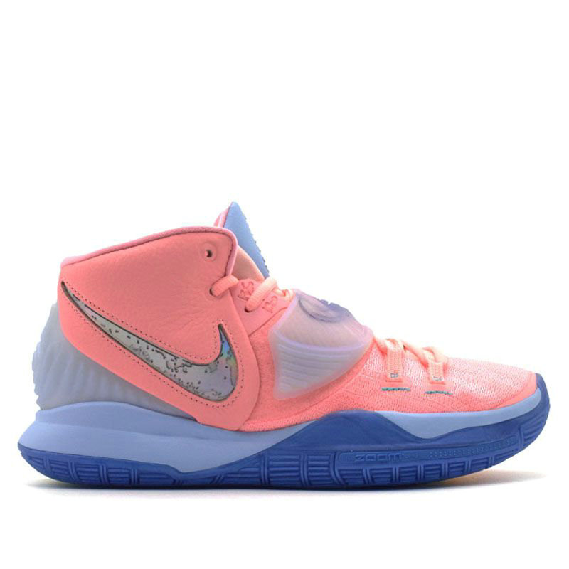 2020 Cheap Nike Kyrie 6 CNCPTS EP Pink Tint CU8880-600